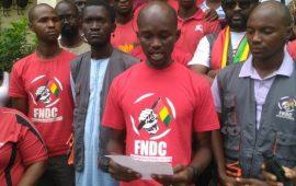 Violations des droits de l'Homme: Le FNDC salue l'invite des Nations Unies à l'endroit des autorités guinéennes