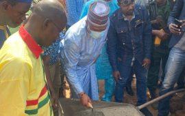 Électrification rurale: le projet d'extension du réseau électrique de Kolaboui en phase de réalisation