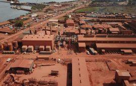 Mines : la CBG a versé à l'État un surplus de près de 31 millions de dollars US en 2019 (Exclu FIM FM)
