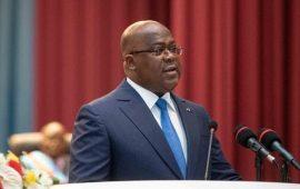 Félix Tshisekedi prend la tête de l'UA : « sortir l'organisation des salles de réunion