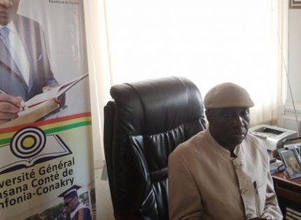 Université Général Lansana Conté de Sonfonia: les nouvelles autorités engagent des réformes