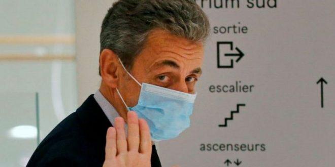Sarkozy : l'ancien président français condamné pour corruption à 3 ans de prison dont un ferme