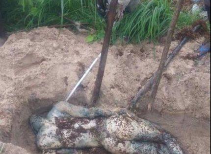 Drame de Sierra Leone : sept autres corps retrouvés à Koba Taboria (Photo)