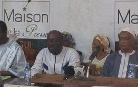 Conakry: le ministre Kalifa Gassama Diaby exprime son soutien à l'Association des anciens fonctionnaires de Guéckedou