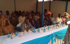 Conakry : Le Conseil Guinéen des Chargeurs a désormais un nouveau siège