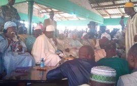 Bouramaya ''Wawa'' : Commémoration du 10ème anniversaire de la Mort du ''feu'' Président Lansana Conté