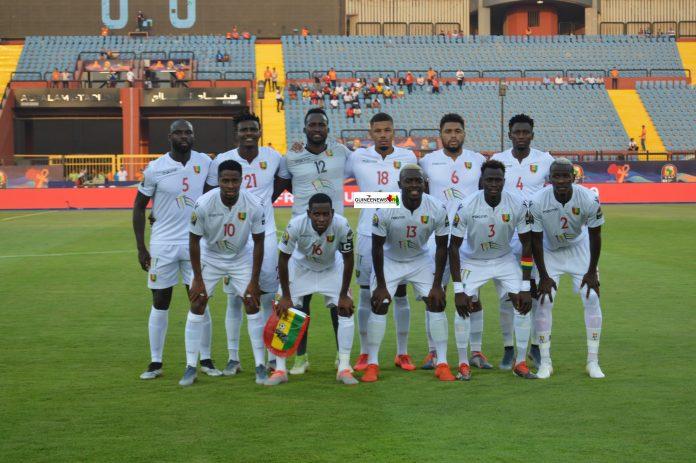 Matches amicaux : Six (6) joueurs Guinéens ont signé forfaits