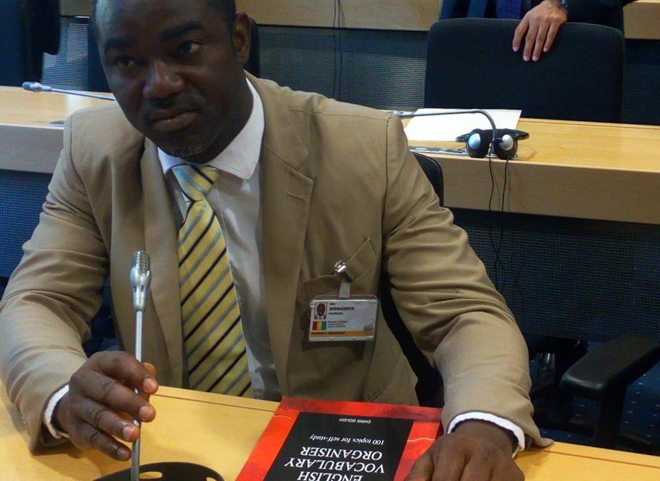 Grande interview de Mohamed DIAWARA, juge d'instruction au tribunal de première instance de Kaloum, lauréat de la 2ème promotion du Projet «Rajeunir et Féminiser l'Administration publique guinéenne» et Auteur du Bréviaire lexical à l'usage du juriste moderne (français-anglais).