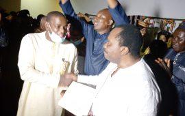 L'Ecole de la Santé de Dubréka:Le nom de la 4ème promotion dédié au président du CNP-Guinée,El Hadj  Mohamed Habib Hann