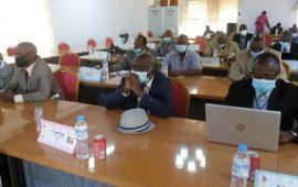 Kindia/Université : vers la mise en place d'un programme de master en gouvernance foncière