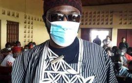 Dernière minute: Oumar Sylla alias Foniké Menguè condamné à 11 mois de prison ferme
