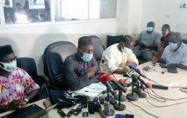 Covid-19  et Ebola: Dr Sakoba Keïta, fait le point de la situation