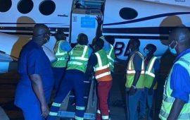 Guinée/Ebola: Au moins 11300doses de vaccin Merck fournies par l'OMS ont atterri lundi à Conakry