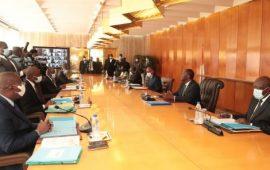 Nouveau gouvernement en Côte d'Ivoire : le profil de la future équipe se dessine