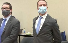 USA: Derek Chauvin reconnu coupable de meurtre dans l'assassinat de George Floyd