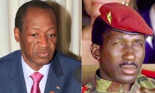 Assassinat de Thomas Sankara : mise en accusation de l'ex-président Compaoré au Burkina Faso