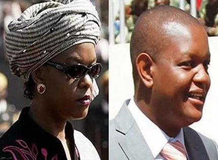 Zimbabwe: le fils de Grace Mugabe arrêté pour vol