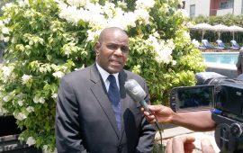 Conakry :Le prèsident du Conseil National du patronat Guinéen,El Hadj Mohamed Habib Hann, invité par la SFI pour le lancement de la 1ère édition de la   plateforme ‹‹La finance s'engage››