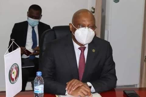 Guinée: le Président de la commission de la CEDEAO à Conakry pour une mission de travail