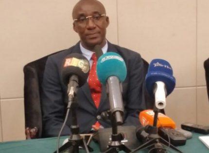 Congrès de la FEGUIFOOT: le secrétaire général de l'AS Kaloum se porte aussi candidat pour le poste de vice-président de l'institution