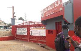 Guinée:Des employés  de la Société des Boissons non Alcoolisées en grèves à Conakry