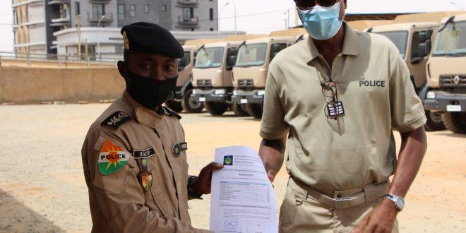 Niger: Don allemand à la Compagnie mobile de contrôle des frontières
