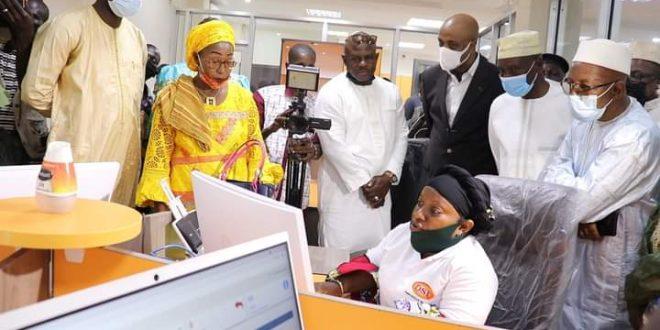 Guinée: Lancement des plaques d'immatriculations biométriques des véhicules et engins roulants