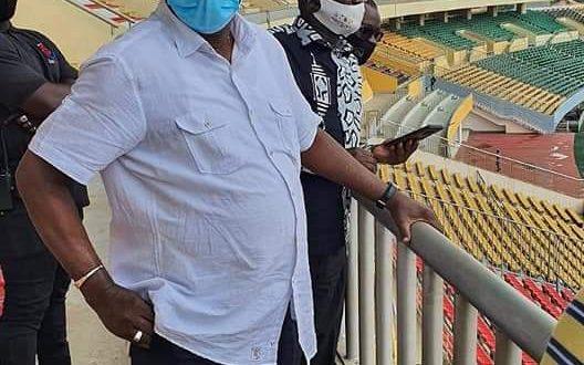 Urgent: Pas de mandat d'arrêt contre Antonio Souaré Il rentre libre mais …