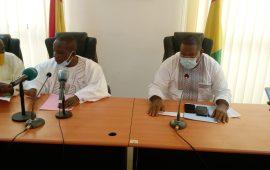 Fête du 1er mai en Guinée :Des Centrales Syndicales CNTG-USTG demandent l'augmentation du SMIG à neuf cent mille francs guinéens( 900.000 ) GNF