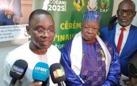Guinée : Elhadj Djeriba Diaby chez le ministre Bantama Sow avec un message de paix