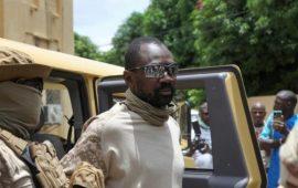 Le colonel Assimi Goïta déclaré président du Mali