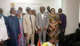 Célébration de la  Fête du 1er  Mai en Guinée:Le président du CNP-Guinée,El hadj Mohamed Habib Hann lance des messages forts au monde du travail