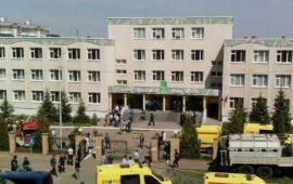 Une dizaine de morts suite à une fusillade dans une école en Russie