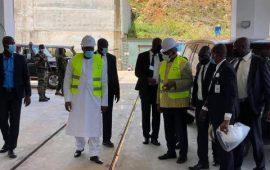 Interconnexion de l'OMVG : la ligne Gambie sera lancée en octobre 2021 (Kassory Fofana)