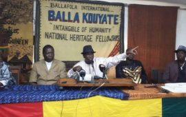 Guinée/musique: Ce qu'il faut savoir du trophée de Balla Kouyaté !