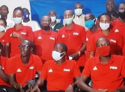 FEGUIFOOT: Vers l'organisation de deux stages de formation MA pour les Instructeurs et les Arbitres à Conakry