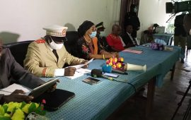 Mamou: La ministre Djenab Dramé lance un atelier de préparation sur  la relève à l'inspection générale de l'Enseignement Technique