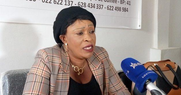 Marie Yvonne Koumbassa : « Abdoulaye Sow a trahi le mouvement syndical depuis l'augmentation du carburant en 2018 »