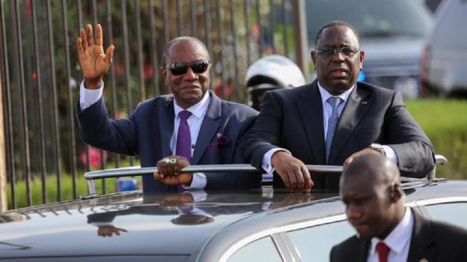 Vers l'ouverture des frontières Guinée/Sénégal : un accord de coopération militaire sera signé à Accra, ce samedi