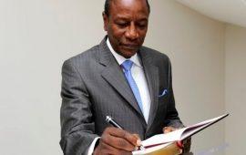 Décrets: Alpha Condé nomme les membres des CA de la SONIP
