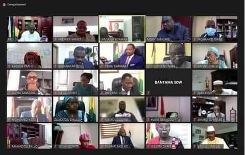 Guinée : Compte rendu du conseil des ministres du jeudi 3 juin 2021