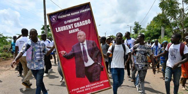 Après dix ans d'absence, Laurent Gbagbo de retour jeudi
