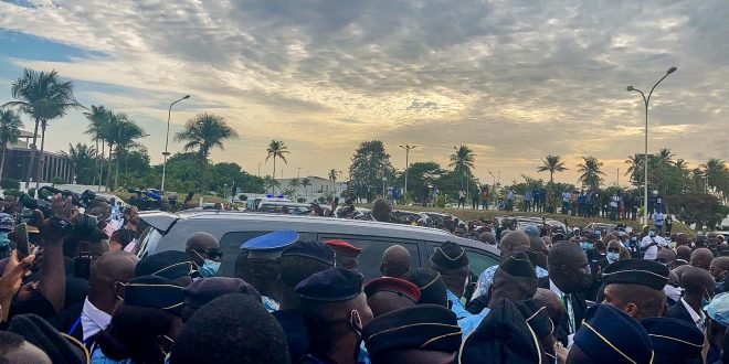 Côte d'Ivoire: Laurent Gbagbo est rentré à Abidjan