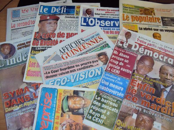 Non-paiement de la subvention des médias : la colère grandit dans la presse!