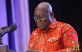 Le président du Ghana Nana Akufo-Addo effectuera une visite de travail ce jeudi à Conakry!