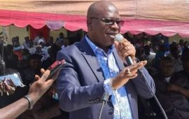 Matoto : Démarrage des travaux de construction de la zone de tri et de transit des ordures au niveau de la commune