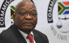 Jacob Zuma condamné à 15 mois de prison pour outrage à la justice