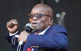 L'ex-président sud-africain Jacob Zuma fixé mardi sur une éventuelle peine de prison