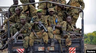 Sept morts dans des affrontements à la frontière RDC-Ouganda