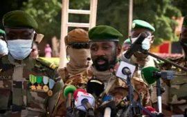 Attaque au couteau contre le colonel Assimi Goïta, président de la transition au Mali